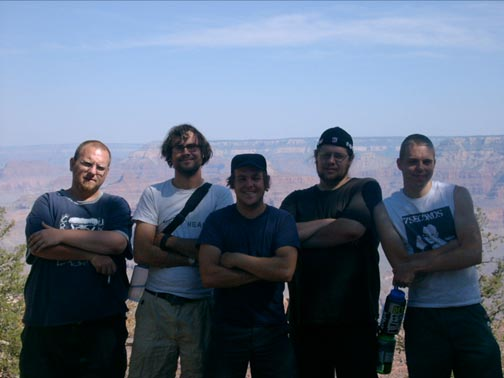 Picture of the Unit at the Grand Canyon